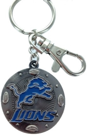 Detroit Lions Key Chain