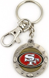San Francisco 49ers Key Chain