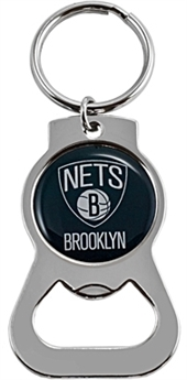 NBA - BROOKLYN NETS BOTTLE OPENER