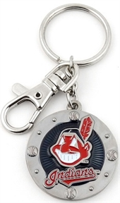 CLEVELAND INDIANS KEY CHAIN (OUT OF STOCK)