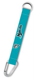 MLB - MIAMI MARLINS CARABINER LANYARDS