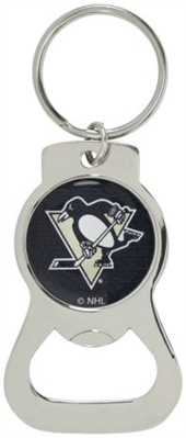 NHL-PITTSBURGH PENGUINS BOTTLE OPENER