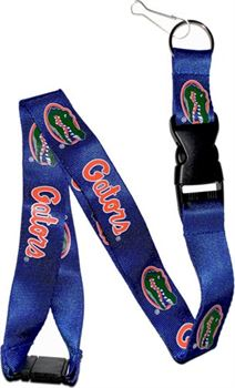FLORIDA GATORS LANYARDS