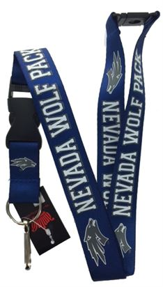 NEVADA WOLF PACK LANYARD