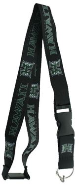 UNIVERSITY OF HAWAII LANYARD