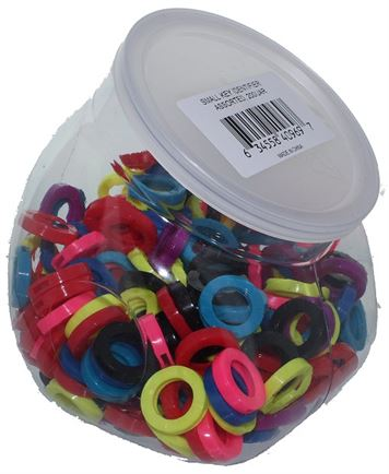 SMALL KEY IDENTIFIER ASST 200/JAR