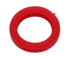 MEDIUM KEY IDENTIFIER - RED, 50/PK