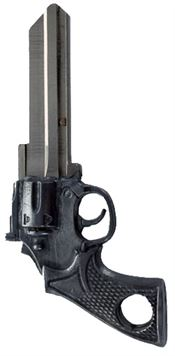 KW11 3D REVOLVER GUN KEY (OUT OF STOCK)