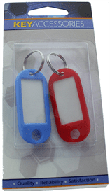 KEY TAG WITH RING, 2/CD