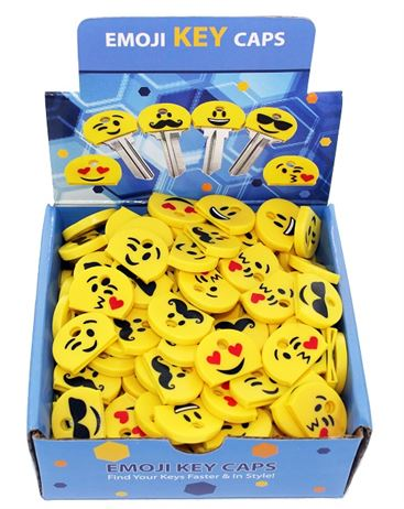 EMOJI KEY CAPS - 100/BOX