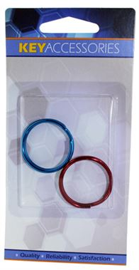 COLOR SPLIT RING, 2/CD