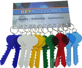 JUMBO KEYS KEYCHAIN, 12/CD