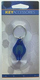 LED LIGHT KEYCHAIN ASST 1/CD