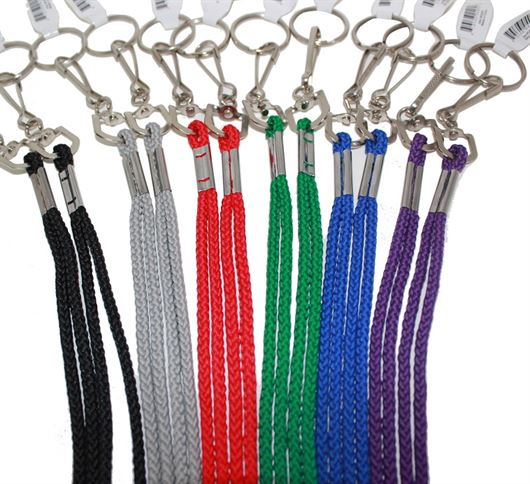 LANYARD WITH SWIVEL, ASSORTED