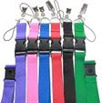 ASSORTED WIDE N RELEASE LANYARDS