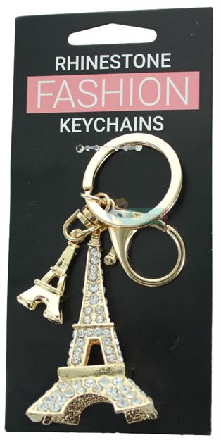 EIFEL TOWER FASHION KEYRING