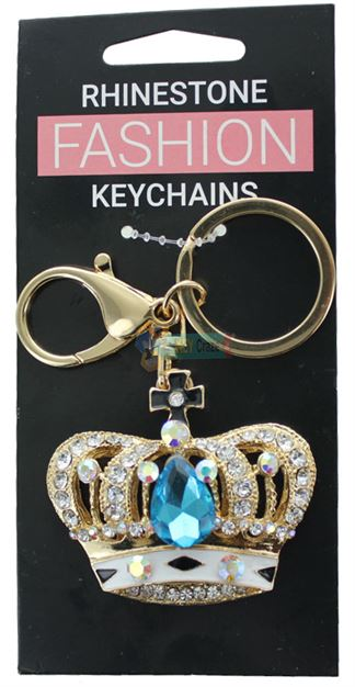 CROWN FASHION KEYRING
