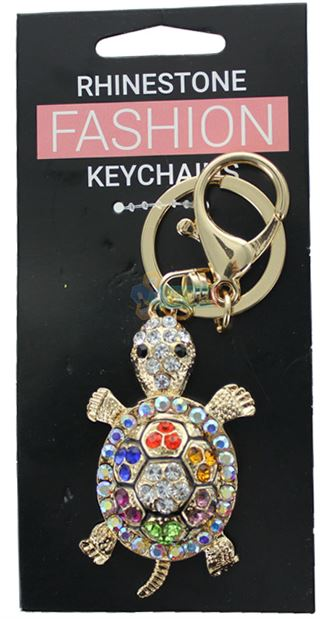 TURTLE FASHION KEYRING