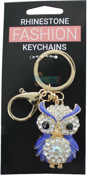 OWL FASHION KEYRING