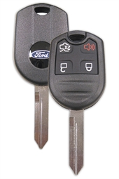 FORD 80 BIT 4 BUTTON REMOTE HEAD KEY STRATTEC 164-R8073