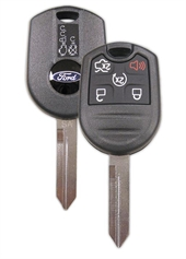 FORD 80 BIT 5 BUTTON REMOTE HEAD KEY STRATTEC 164-R8000
