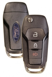 STRATTEC 2015 FORD F-Seres 2015+ 3 Button Remote