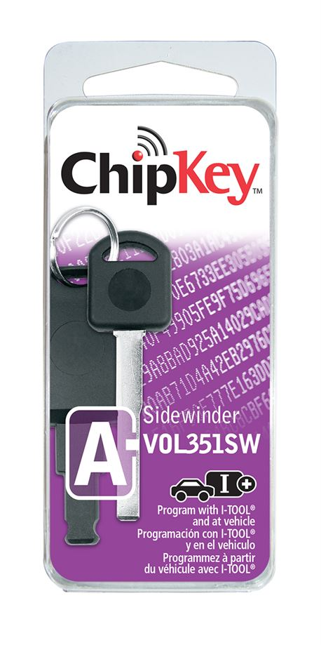 A-VOL351(SW) VOLVO CHIPKEY