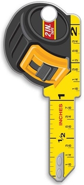 KW11 Tape Measure (B126K)