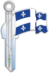 KW11 Quebec Flag (B129K)