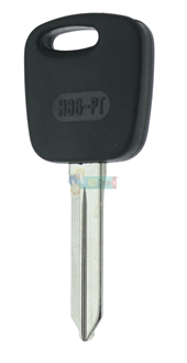 FORD BH86-PT TRANSPONDER KEY - SHELL ONLY