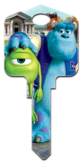 KW1 - MONSTER INC. MIKE AND SULLY