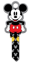 D103-KW1 MICKEY MOUSE SHAPED KEY