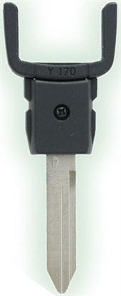 CHRYSLER DODGE JEEP VOLKSWAGEN KEY BLADE