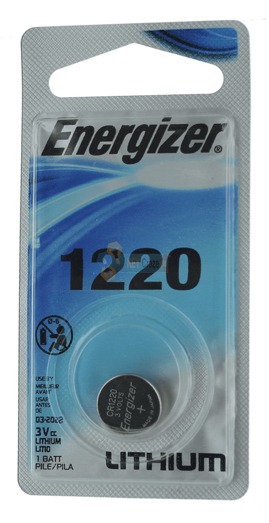 ENERGIZER CR-1220 3V / SINGLE CARDED