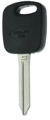 FORD FOCUS TRANSPONDER KEY