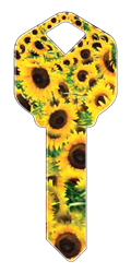 HAPPY KEY - SUNFLOWERS