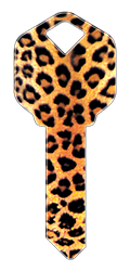 HAPPY KEY - LEOPARD
