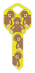 HAPPY KEY - TEDDY BEAR
