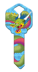 HAPPY KEY - DRAGON