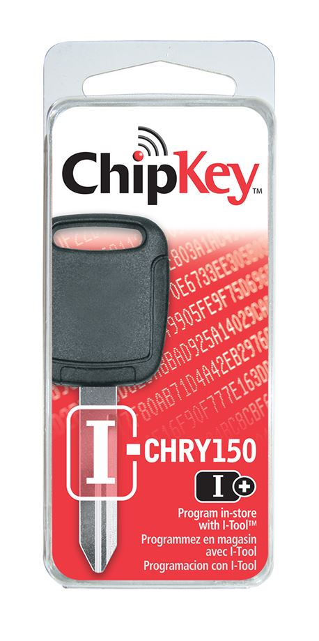 I-CHRY150 CHRYSLER R/W CHIPKEY