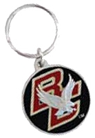MASSACHUSETTS BOSTON EAGLES KEY CHAIN