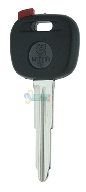 MITSUBISHI LOOK ALIKE KEY SHELL