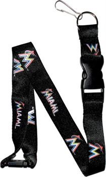 MIAMI MARLINS LANYARDS