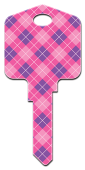 KW1 PINK PLAID
