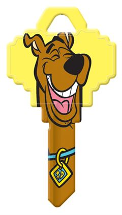 SC1 SCOOBY DOO YELLOW
