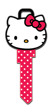 KW1 HELLO KITTY HEAD SHAPE