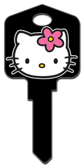 KW1 HELLO KITTY BLACK