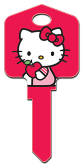 KW1 HELLO KITTY RED