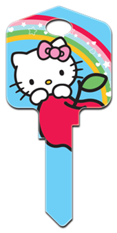 KW1 HELLO KITTY BLUE