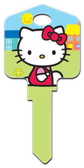 KW1 HELLO KITTY GREEN